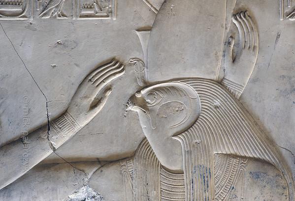 [Egypt 29911] 'Horus at Abydos.'
