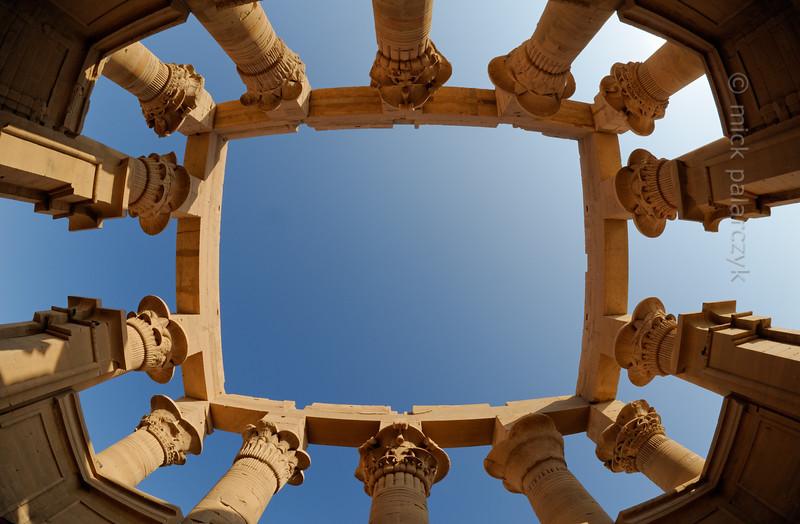 [Egypt 29724] 'Kiosk of Trajan at the Temple of Philae.'