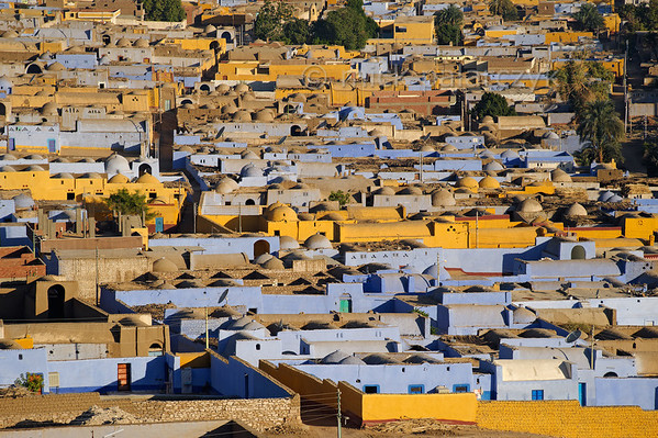 [Egypt 29641] 'Village of Nagaa Al Hamdelab near Aswan.'