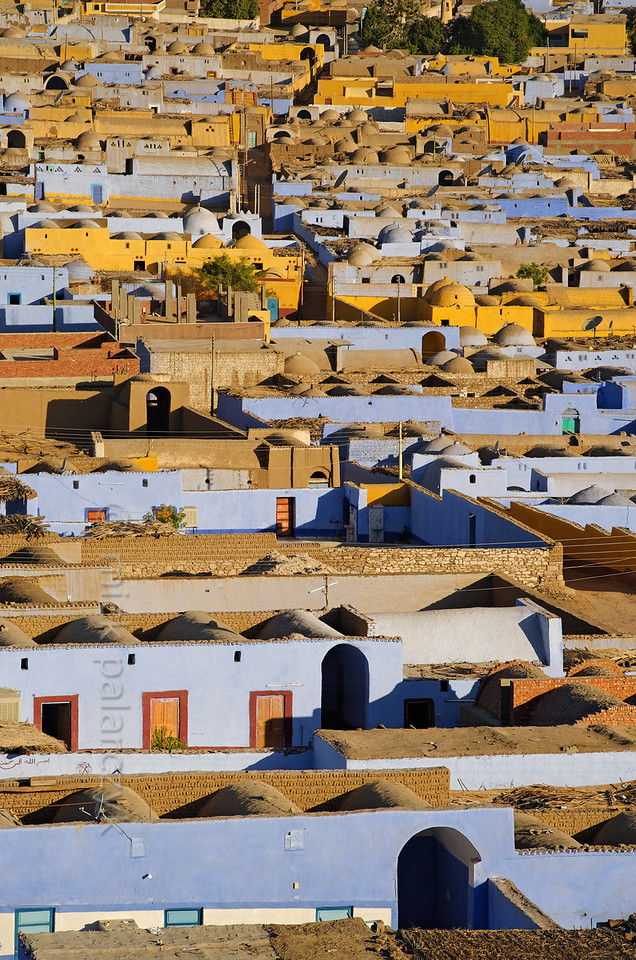 [Egypt 29642] 'Village of Nagaa Al Hamdelab near Aswan.'