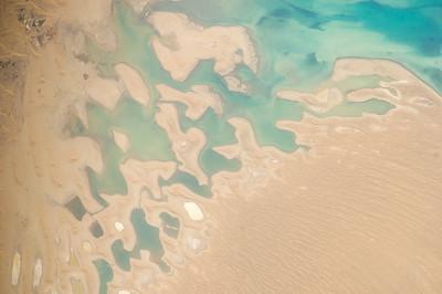 Dervish Bay Abstraction