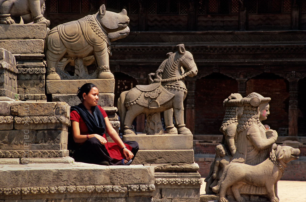[NEPAL.KATHMANDUVALLEY 27375]