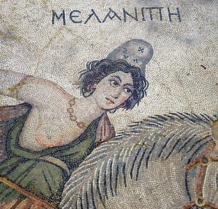 Turkey: Byzantine Mosaics in Urfa