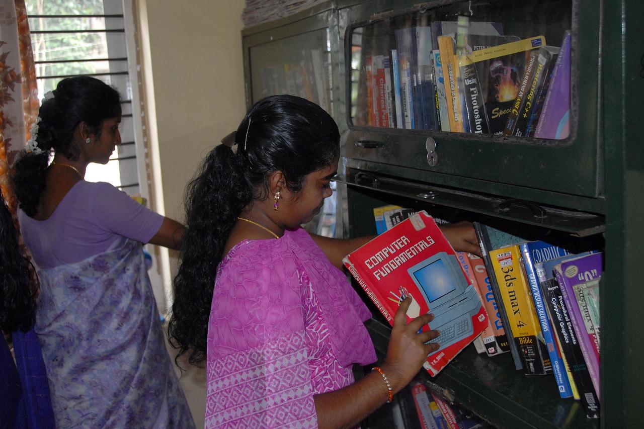 Practical computer training, Kerala