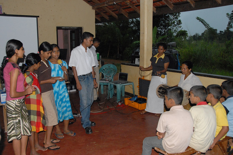 Kothmale Community Radio, Kothmale (Sri Lanka)