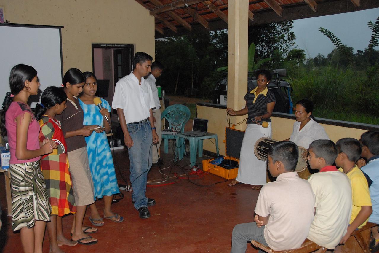 Kothmale Community Radio, Kothmale (Sri Lanka)