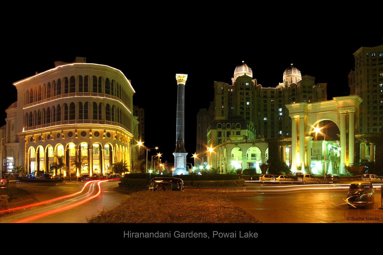 Rodas Hotel and Galleria, Hiranandani Gardens, Powai Lake, Mumbai, India