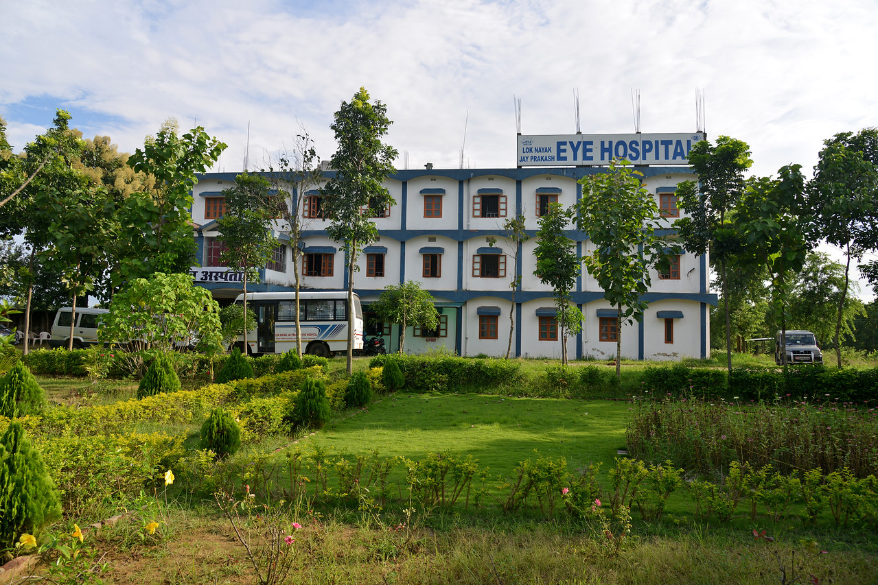 Lok Nayak Jai Prakash Eye Hospital of Nav Bharat Jagriti Kendra (NBJK) provides medical services to the community.<br /> <br /> Nav Bharat Jagriti Kendra (NBJK) was established in 1971 by four engineering graduates who <br /> were sensitive to the causes of disparity, exploitation and poverty with an aim to <br /> establish a just society. Today they are the leading non-profit organization in Jharkhand <br /> running educational institution and health facilities.<br /> <br /> <br /> Nav Bharat Jagriti Kendra (NBJK) was established in 1971 by four engineering graduates who <br /> were sensitive to the causes of disparity, exploitation and poverty with an aim to <br /> establish a just society. Today they are the leading non-profit organization in Jharkhand <br /> running educational institution and health facilities.