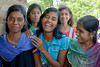 "After learning through role playing about diarrhea, the adolescent girls group ""Maa Saraswati"" at Raghunathganj-1, Bagha Village leave for their homes.<br /> <br /> Reach India believe that health, hope and dignity are three basic rights for every woman and every family. Even more critical for those living in extreme poverty.<br /> <br /> Reach India's network of local service centres train thousands of local organisations, which in turn train millions of women and girls in self-help and other community groups. Reach's interactive training provides vital information on health, livelihoods and family finance to women and adolescent girls as part of their regular group meetings. By supporting self-help groups and the many organisations that serve them, Reach empowers women and girls to make positive changes in their lives, families, and communities."