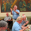 Harmony for Lunch -- Sacramento Area Barbershop singers, June 16, 2011 -- Photo by Robert McClintock (c) 2011 by Robert McClintock