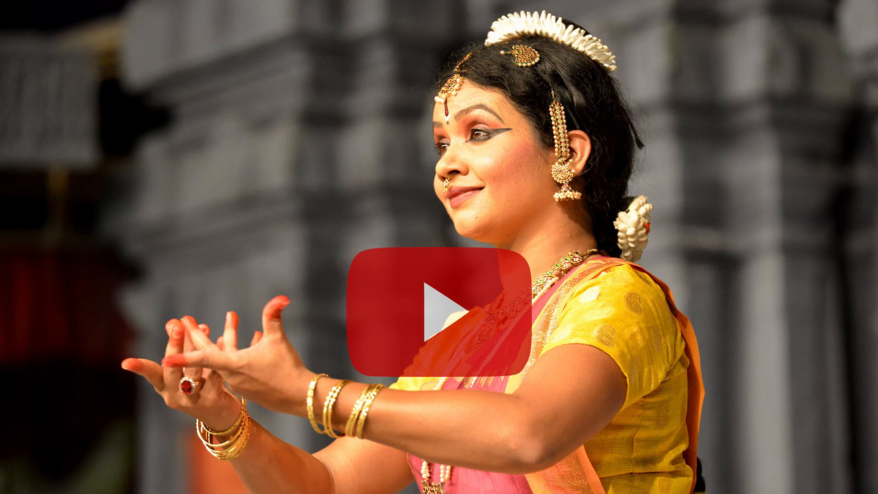 "Short video clip of Bharatham: Nataraja Arts Academy Students of Guru Sirisha,  Bangaluru.<br /> Chidambaram Natyanjali Dance Festival 2015 held at Chidambaram in February 2015. The festival is known for its serenity and uniqueness of the devotion of the dancers dedicating their ""Natya"" (Dance) as ""Anjali"" (Offering) and worship to the Lord of Dance - Lord Nataraja (Shiva)."