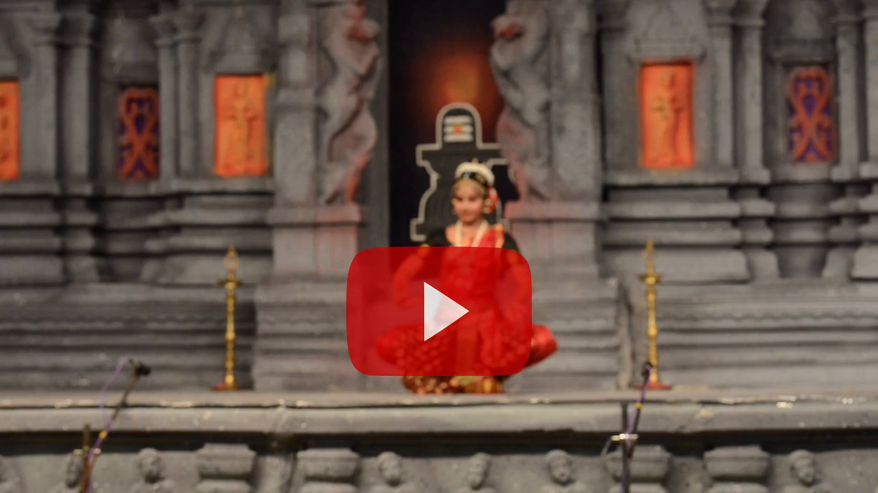 "Short video clip of Kuchupudi performance by Reddi T Lakshmi & Ranjini Nair, New Delhi. Guru : Jayarama Rao & Vanashree Rao.<br /> Chidambaram Natyanjali Dance Festival 2015 held at Chidambaram in February 2015. The festival is known for its serenity and uniqueness of the devotion of the dancers dedicating their ""Natya"" (Dance) as ""Anjali"" (Offering) and worship to the Lord of Dance - Lord Nataraja (Shiva)."