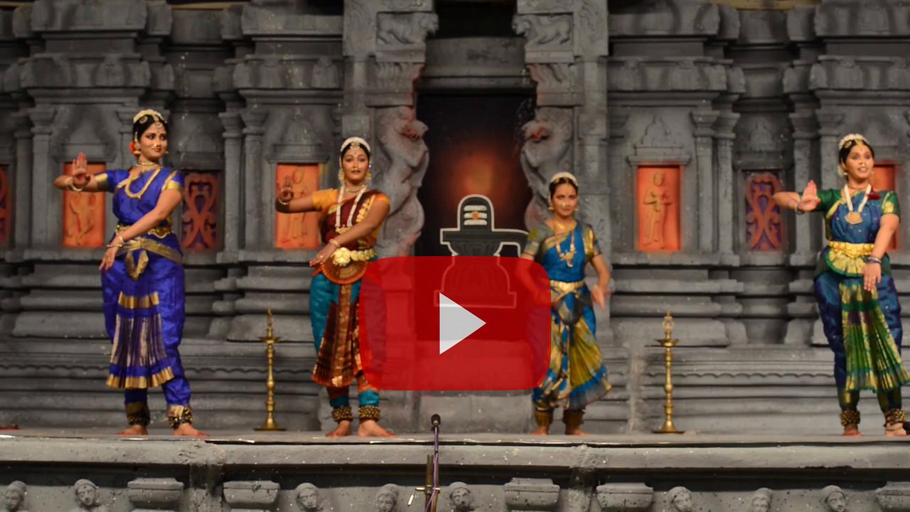Short video clip of Shivakami dance drama by Natya Niketan, Bangaluru. Y.G. Srilatha & Others. Guru: Revathi Narasimhan. Performance at Chidambaram Natyanjali Dance Festival 2015 held at Chidambaram in February 2015.