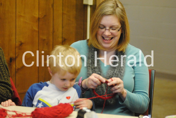 Clintonish Knitters group- Bridges