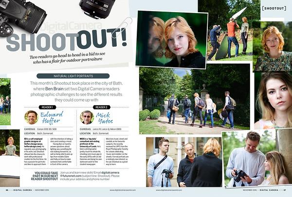 Digital Camera Magazine - November 2015