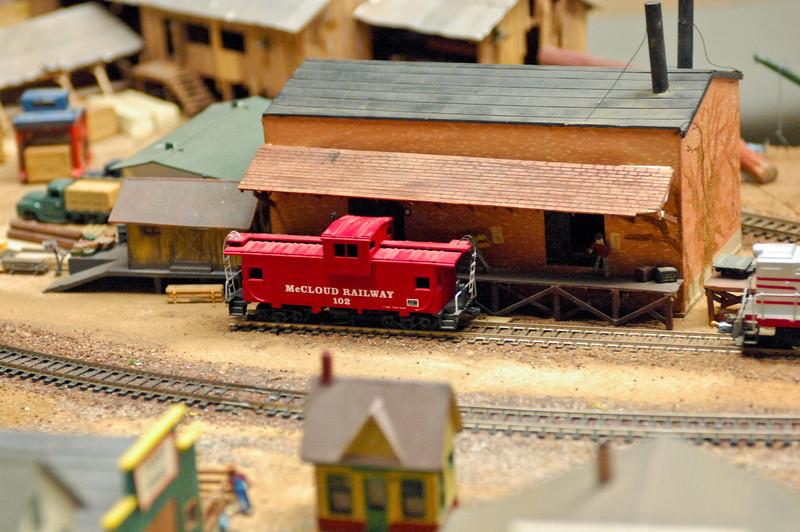 Dunsmuir Railroad Days, June 11, 2011 -- Photo by Robert McClintock (c) 2011 by Robert McClintock