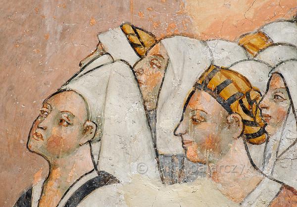 [FRANCE.ALPSSOUTH 29803] 'Christian converts at Venanson.'