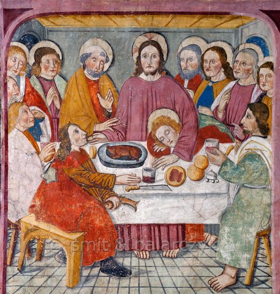 Last Supper.