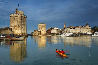 France: Marais Poitevin and coast Charente-Maritime by Kayak