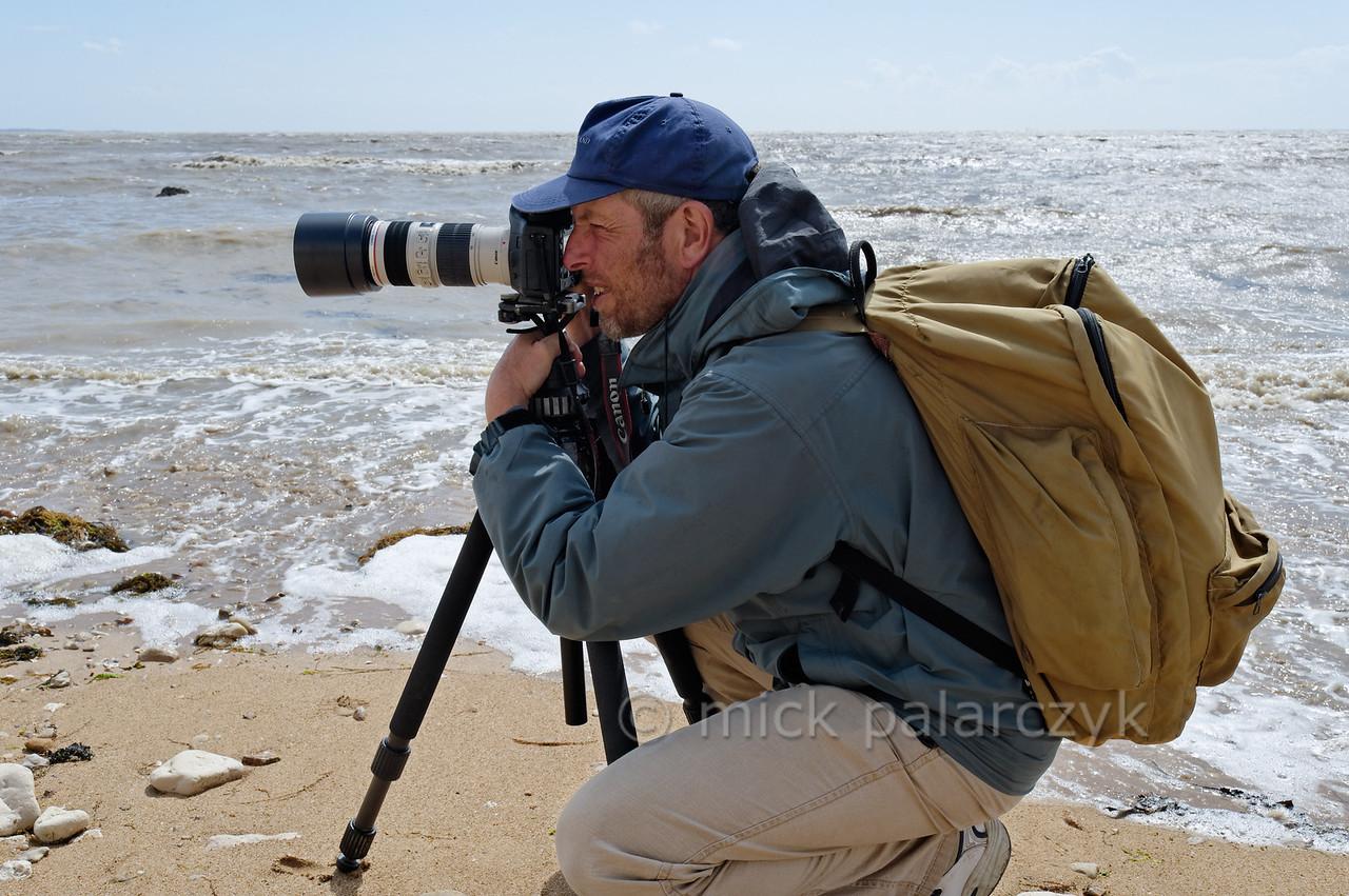 [FRANCE. ATLANTIC 30139] 'Photographer Paul Smit.'
