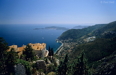 Southern France: Four Hikes above the Côte d'Azur