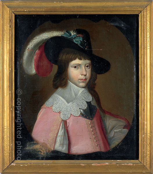Portrait of William II, Prince of Orange.