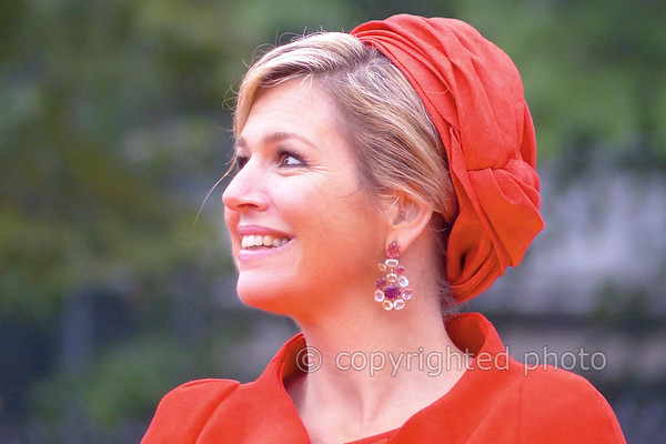 Queen Máxima of the Netherlands.