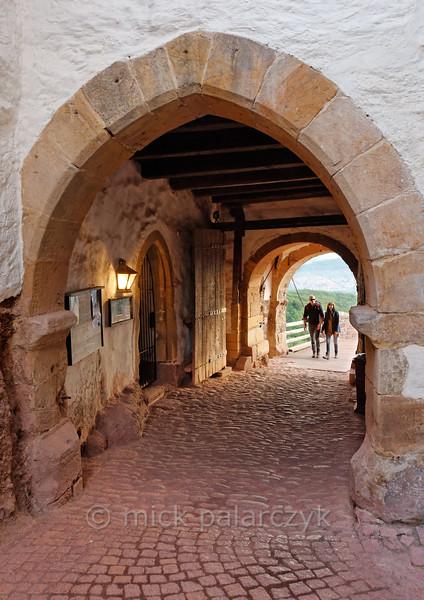 Gate of the Wartburg.