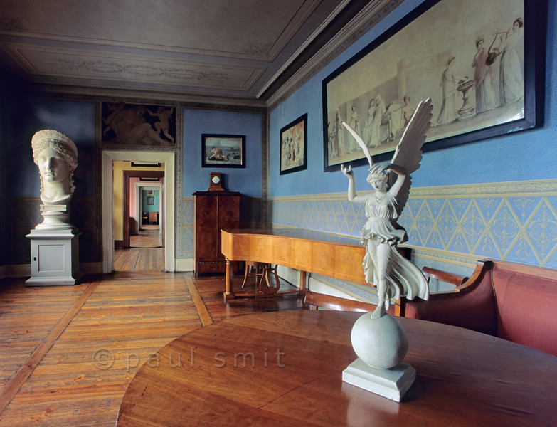 Juno Room Goethe's House in Weimar.