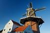 HOLLAND.FRIESLAND 30274] 'Windmill 'De Zwaluw' in Birdaard'.