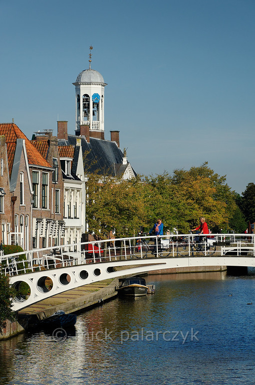 HOLLAND.FRIESLAND 30262] 'Het Grootdiep in Dokkum'.