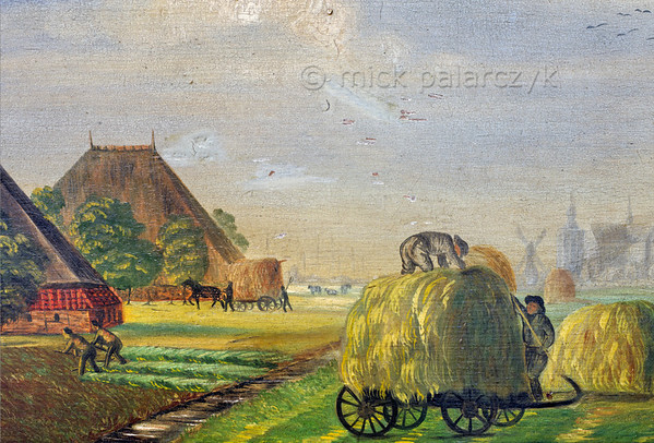 [HOLLAND.FRIESLAND 30216] 'Guild's bier of farmers in Workum.'