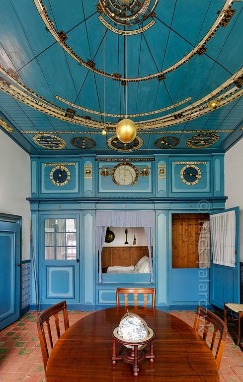 [HOLLAND.FRIESLAND 30242] 'Eisinga's Planetarium in Franeker.'