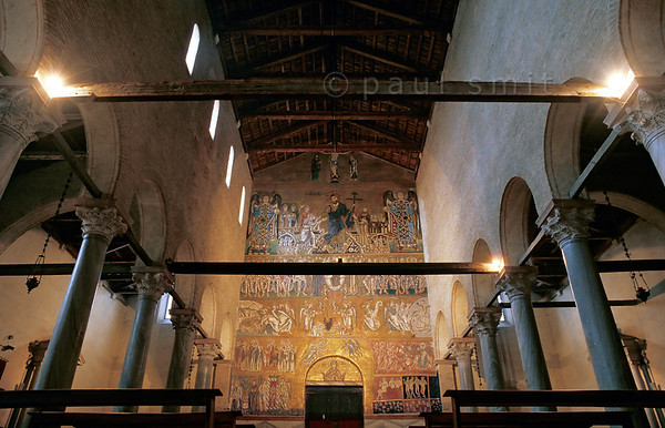 Cathedral of Torcello.