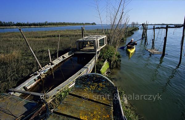 Lagoon of Venice.