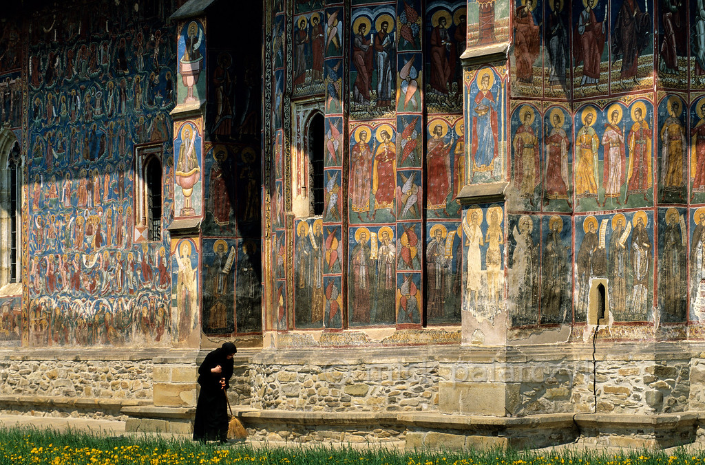[ROMANIA.MOLDAVIA 23.934] 'Holy approval.'