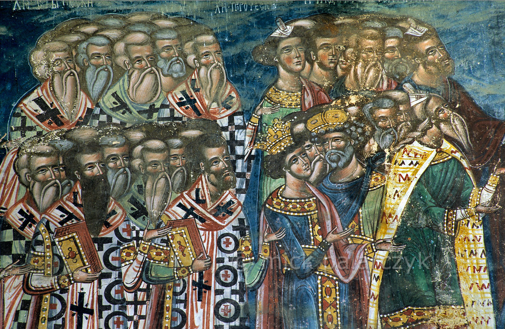 [ROMANIA.MOLDAVIA 23.977] 'The Righteous.'