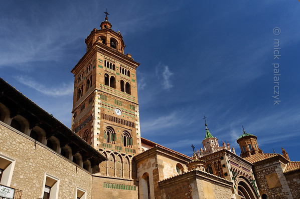 [SPAIN.ARAGON 28718] 'Cathedral of Teruel.'