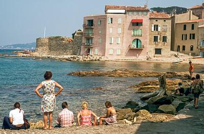 St Tropez - 24th July 1974