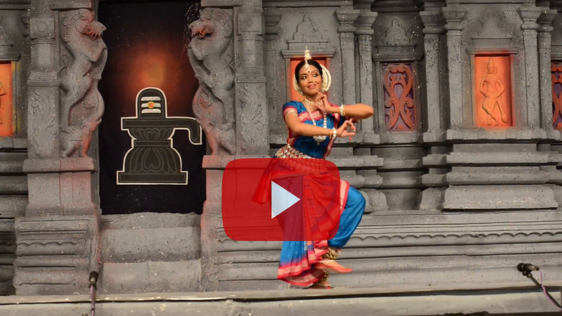"Short video clip of Odissi: Sonali Mishra, Bhubaneshwar<br /> Performance at Chidambaram Natyanjali Dance Festival 2015 held at Chidambaram in February 2015. The festival is known for its serenity and uniqueness of the devotion of the dancers dedicating their ""Natya"" (Dance) as ""Anjali"" (Offering) and worship to the Lord of Dance - Lord Nataraja (Shiva)."