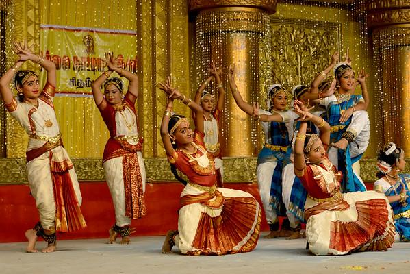 Chidambaram Temple Dance Festival 2015