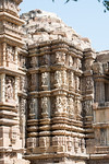 The Khajuraho Duladeo Temple is a Hindu temple in Khajuraho, Madhya Pradesh, India. The temple is dedicated to the god Shiva in the form of a linga, which is deified in the sanctum. 'Dulodeo ...