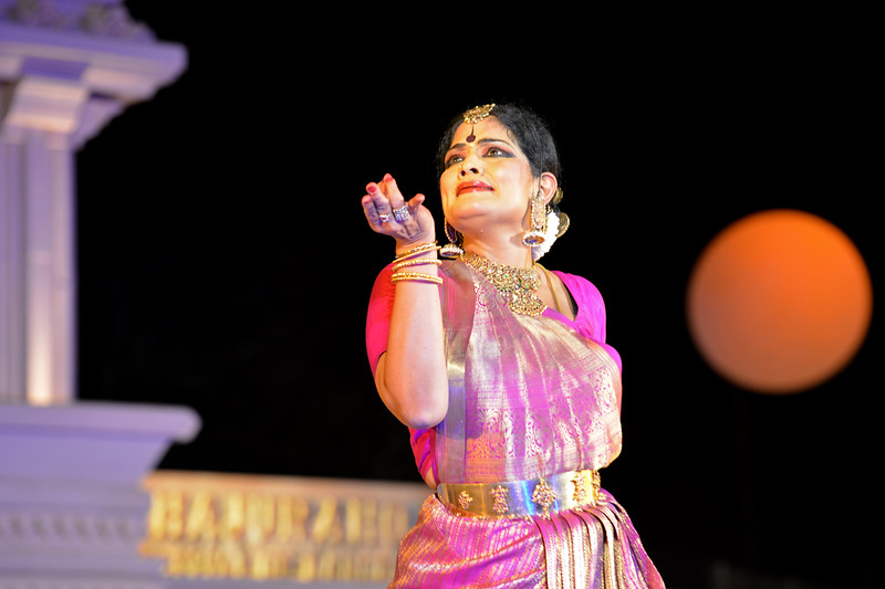 "Geeta Chandran Founder, President, NATYA VRIKSHA, New Delhi.<br /> <br /> Khajuraho Festival of Dances is celebrated at a time when the hardness of winter begins to fade and the king of all seasons, spring, takes over. The most colorful and brilliant classical dance forms of india with their roots in the ling and rich cultural traditions across the country, offer a feast for the eyes during a weeklong extravaganza.<br /> <br /> Khajuraho is located in the Indian state of Madhya Pradesh and roughly 620 kilometers (385 miles) southeast of New Delhi, the temples of Khajuraho are famous for their so-called ""erotic sculptures"". Khajuraho was the cultural capital of the Chandela Rajputs, a Hindu dynasty that ruled from the 10th to 12th centuries."