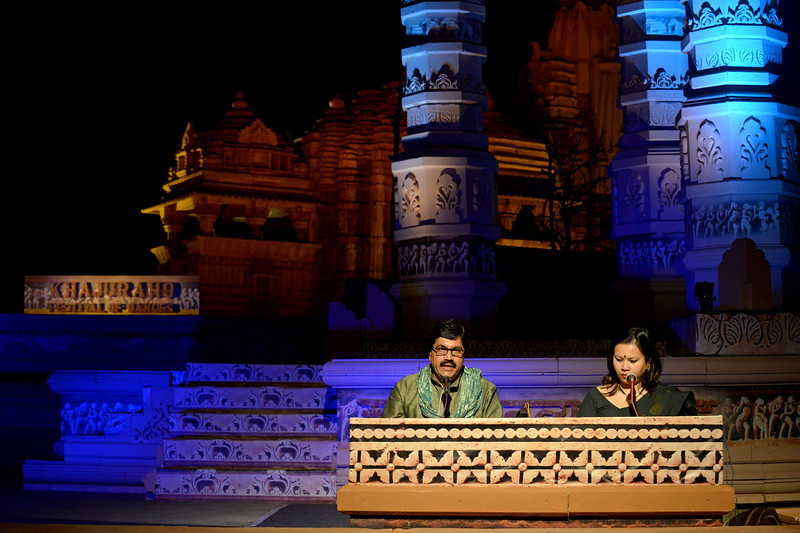 "Khajuraho Festival of Dances is celebrated at a time when the hardness of winter begins to fade and the king of all seasons, spring, takes over. The most colorful and brilliant classical dance forms of India with their roots in the ling and rich cultural traditions across the country, offer a feast for the eyes during a weeklong extravaganza.<br /> <br /> Khajuraho is located in the Indian state of Madhya Pradesh and roughly 620 kilometers (385 miles) southeast of New Delhi, the temples of Khajuraho are famous for their so-called ""erotic sculptures"". Khajuraho was the cultural capital of the Chandela Rajputs, a Hindu dynasty that ruled from the 10th to 12th centuries."