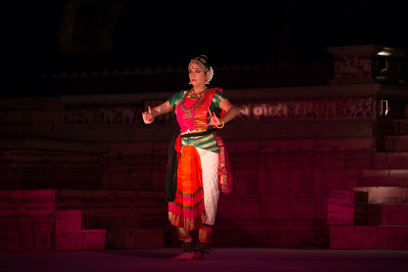 Lavanya Sankar is a Bharatanatyam dancer. She started at the tender age of four when she came under the tutelage of the noted Guru Kalaimamani Smt. K.J. Sarasa of Sarasalaya. <br /> <br /> Khajuraho Dance Festival 22nd Feb'17. Colorful and brilliant classical dance forms of India with roots in the rich cultural traditions offer a feast for the eyes during a weeklong extravaganza. Khajuraho Temples in Madhya Pradesh are popular for their architectural wonders and sculptures.