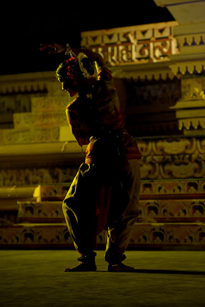 "Bithika Mistry's Odissi dance performance at the Khajuraho Festival of Dances February, 2014.<br /> <br /> Khajuraho Festival of Dances is celebrated at a time when the hardness of winter begins to fade and the king of all seasons, spring, takes over. The most colorful and brilliant classical dance forms of India with their roots in the ling and rich cultural traditions across the country, offer a feast for the eyes during a weeklong extravaganza.<br /> <br /> Khajuraho is located in the Indian state of Madhya Pradesh and roughly 620 kilometers (385 miles) southeast of New Delhi, the temples of Khajuraho are famous for their so-called ""erotic sculptures"". Khajuraho was the cultural capital of the Chandela Rajputs, a Hindu dynasty that ruled from the 10th to 12th centuries."