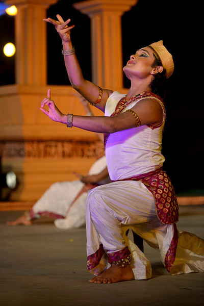 """Dipjyotidipankar Sattriya. Dipjyoti-Dipankar are a set of young and promising artists of Sattriya dance. Dipjyoti-Dipankar started learning sattriya dance under the guidance of Guru Sri Bobbyrani Talukdar, Sri Dollyrani Talukdar and Guruji Ramkrishna Talukdar. Dipjyodi-dipankar have been presenting this danceas a duet since 2007. Dipjyoti and Dipankar graduated from the Luit Konwar Rudra Babuab State College of Music in Sattriya Dance and Kathak dance in the year 2012.  Marami Medhi, Meghranjani, Dipjyoti, and Dipankar & Troupe's Kathak & Satriya dance performance at the Khajuraho Festival of Dances.  This festival is celebrated at a time when the hardness of winter begins to fade and the king of all seasons, spring, takes over. The most colorful and brilliant classical dance forms of india with their roots in the ling and rich cultural traditions across the country, offer a feast for the eyes during a weeklong extravaganza.  Khajuraho is located in the Indian state of Madhya Pradesh and roughly 620 kilometers (385 miles) southeast of New Delhi, the temples of Khajuraho are famous for their so-called """"erotic sculptures"""". Khajuraho was the cultural capital of the Chandela Rajputs, a Hindu dynasty that ruled from the 10th to 12th centuries."""