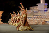 Anita Sharma & Troupe, Satriya Group's dance performance at the Khajuraho Festival of Dances February, 2014.