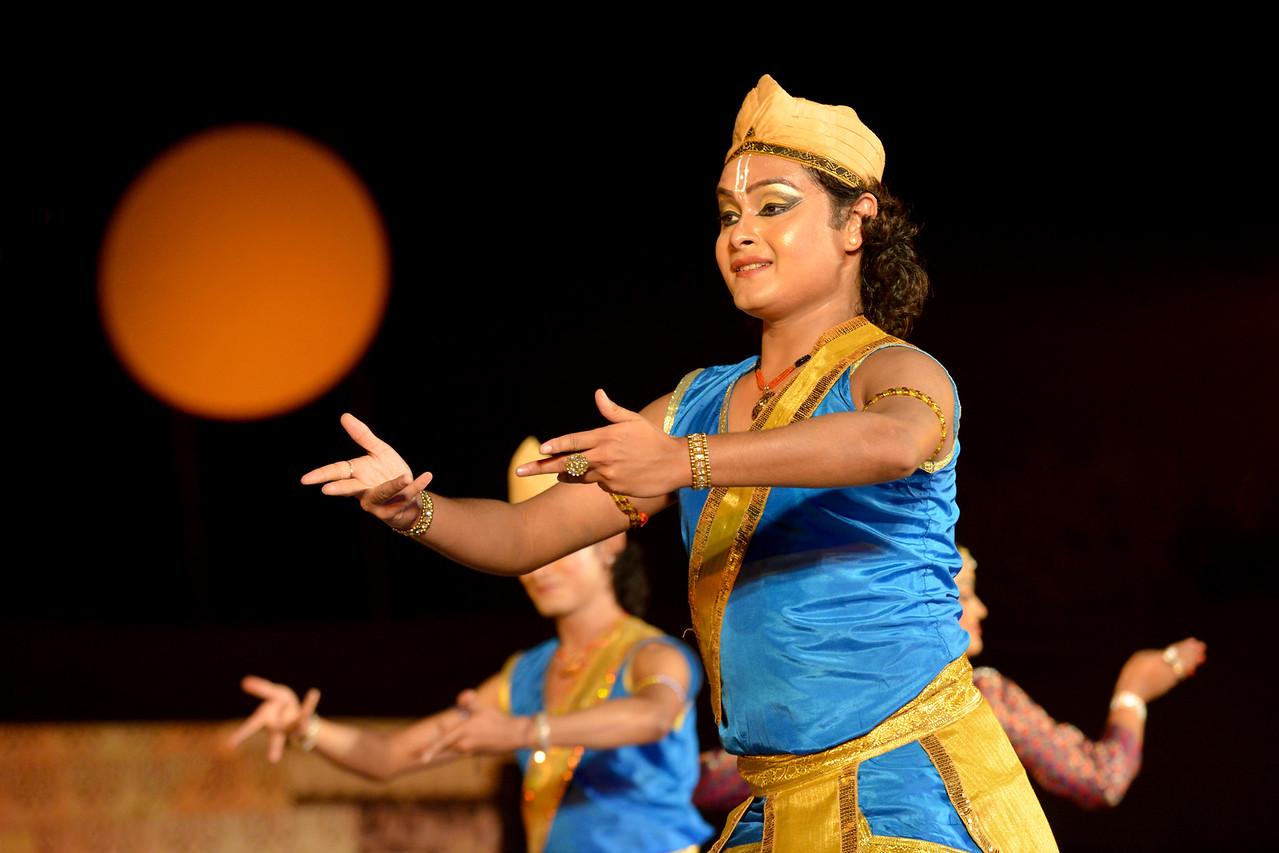 Dipjyotidipankar Sattriya. Dipjyoti-Dipankar are a set of young and promising artists of Sattriya dance. Dipjyoti-Dipankar started learning sattriya dance under the guidance of Guru Sri Bobbyrani Talukdar, Sri Dollyrani Talukdar and Guruji Ramkrishna Talukdar. Dipjyodi-dipankar have been presenting this danceas a duet since 2007. Dipjyoti and Dipankar graduated from the Luit Konwar Rudra Babuab State College of Music in Sattriya Dance and Kathak dance in the year 2012.<br /> <br /> Marami Medhi, Meghranjani, Dipjyoti, and Dipankar & Troupe's Kathak & Satriya dance performance at the Khajuraho Festival of Dances.