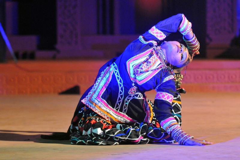 "Rajsthani women perform Kalbelia, the sensuous folk dance of the snake charmers' community of Rajasthan. Performance by Rajsthani Folk Dance Group, Rajsthan<br /> <br /> The Konark Dance & Music Festival 2011 held from February, 19th to 23rd, organized by Konark Natya Mandap. The festival takes place in an open-air auditorium and enlivens the spirit of the sculptures of Konark temple which is just a short distance away.<br /> <br /> The objectives of the Konark Natya Mandap are to preserve, promote, and project the rich cultural heritage of Orissa and to infuse cultural awareness in the minds of all. Started with painstaking efforts of internationally renowned Odissi dance teacher Guru Gangadhar Pradhan who unfortunately passed away last year. For more details on the festival see  <a href=""http://www.konarknatyamandap.org/"">http://www.konarknatyamandap.org/</a>"
